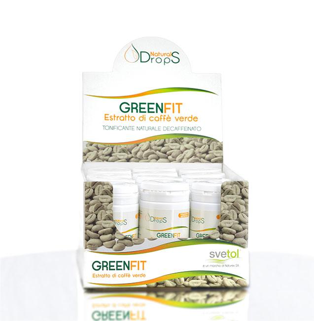 integratore alimentare caffe verde greenfit