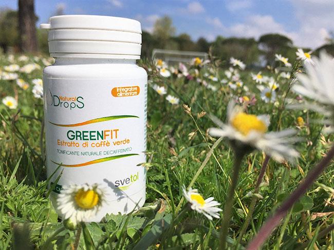 greenfit dimagrimento naturale integratore alimentare